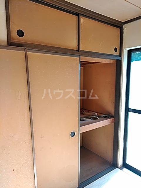 メゾンヤマジュ 106号室の収納