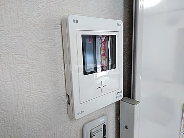 もみの気ハウス 302号室のセキュリティ