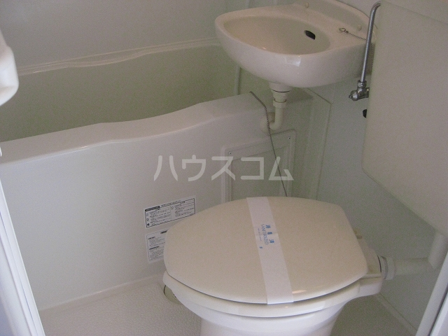 ユナイト衣笠ピッカーニャ 203号室の洗面所