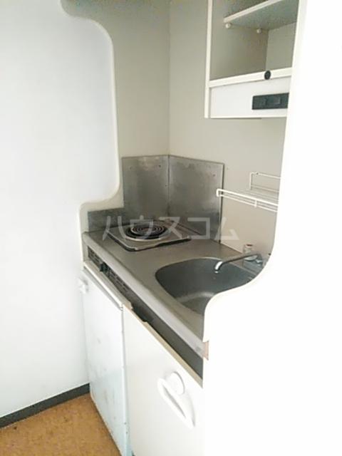 パンシオン堀ノ内 206号室のキッチン