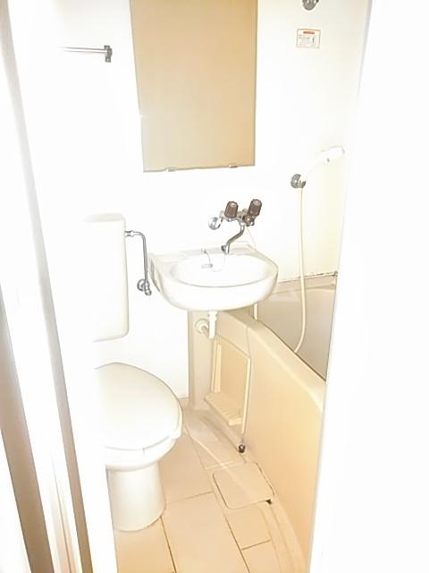 パンシオン堀ノ内 206号室の風呂