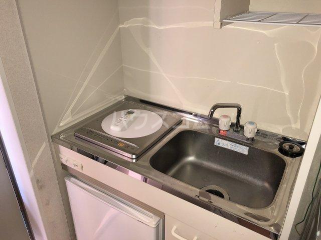 ユナイト上町ランドシュタイナー 103号室のキッチン
