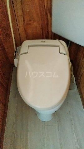 YOKOSUKA TERRACE ~静shizu~のトイレ