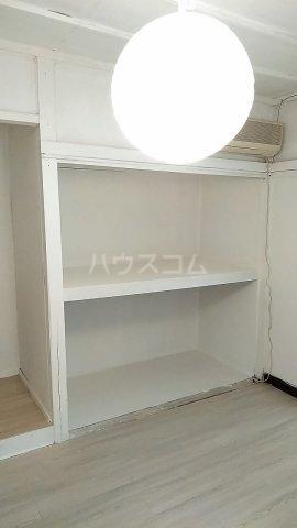 YOKOSUKA TERRACE ~静shizu~の収納