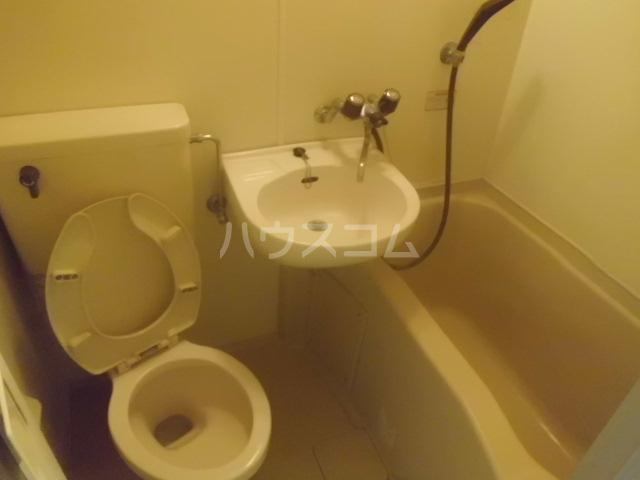 Green Garden金沢文庫 202号室のトイレ