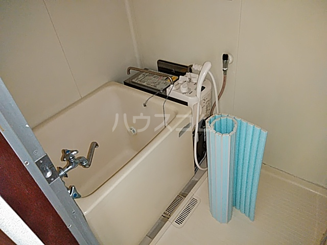 佐藤アパート 201号室の風呂