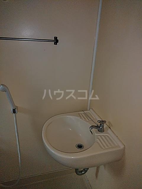 ハルハイツ 202号室のトイレ
