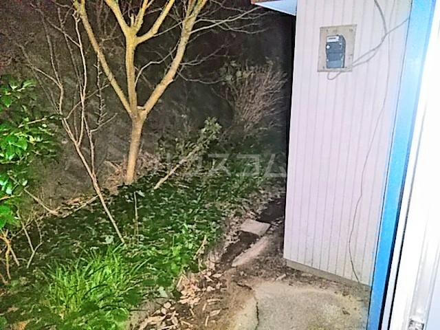 ガーデンハウス浦上台の庭