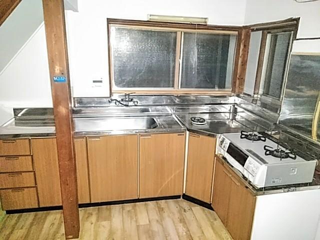ガーデンハウス浦上台のキッチン