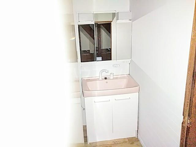 ガーデンハウス浦上台の洗面所