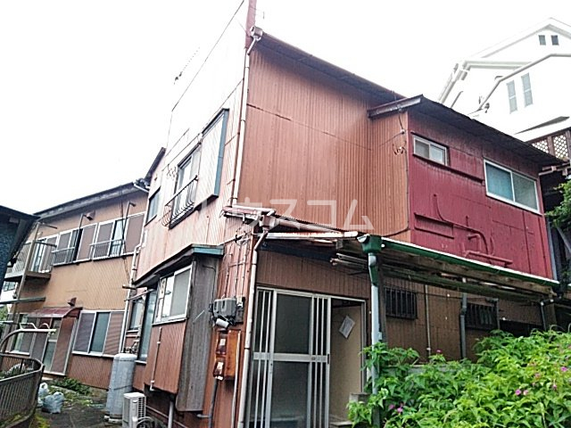 奥山アパート B外観写真