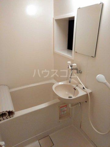 てのひら荘 105号室の風呂