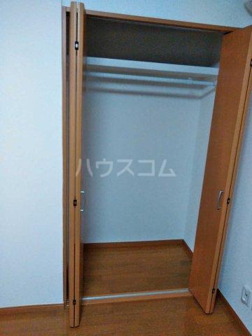 てのひら荘 105号室の収納