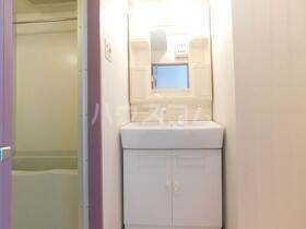 ナヴィール北久里浜 5002号室の洗面所