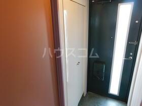 ナヴィール北久里浜 5002号室の玄関