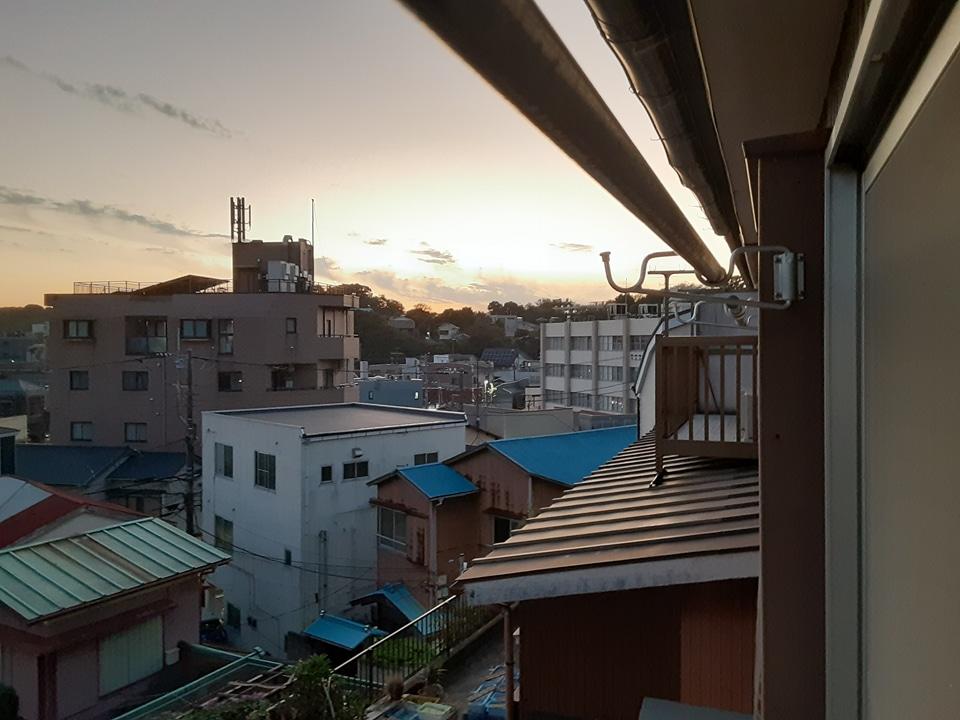 滝田荘 202号室の景色