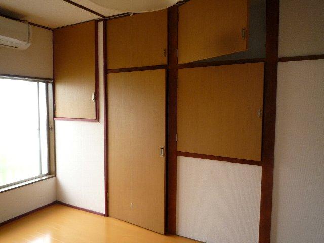 滝田荘 202号室の収納