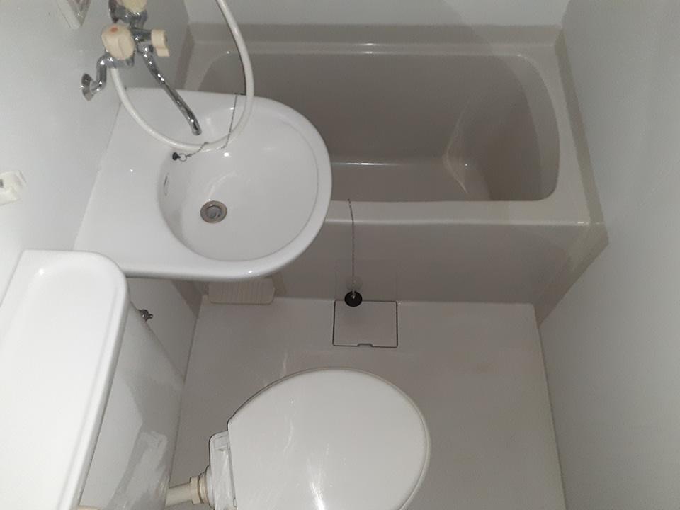 滝田荘 202号室のトイレ