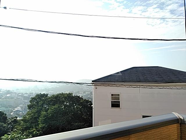 大津町A棟 2号室の景色