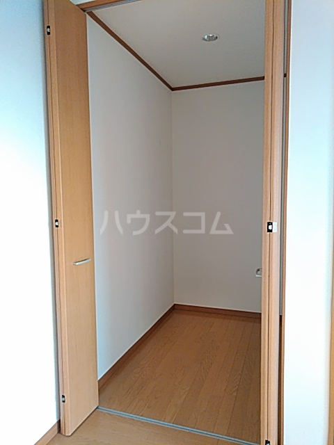 大津町A棟 2号室の収納