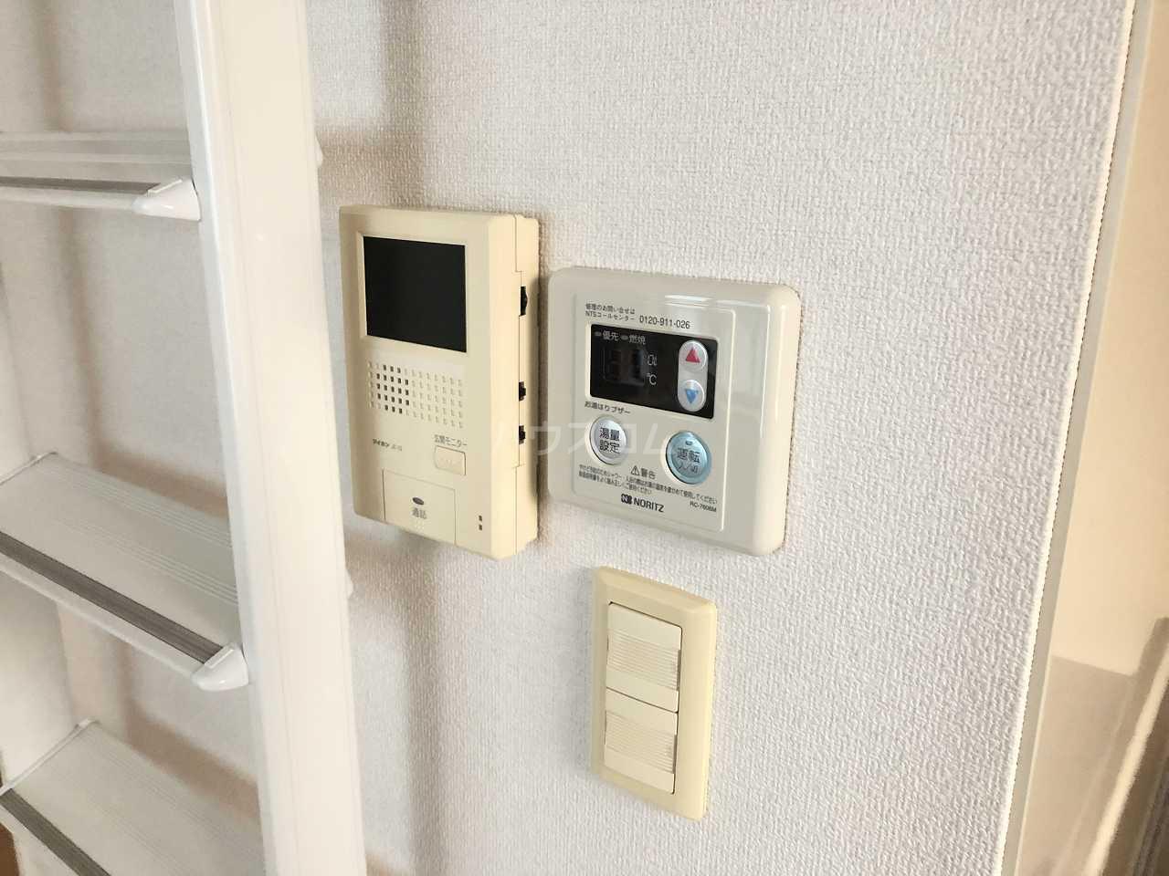 プレシャス汐入 202号室のセキュリティ