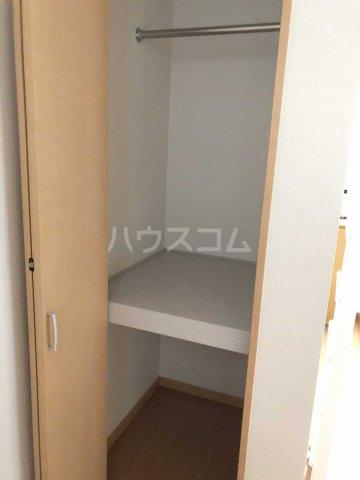プレシャス汐入 202号室の収納