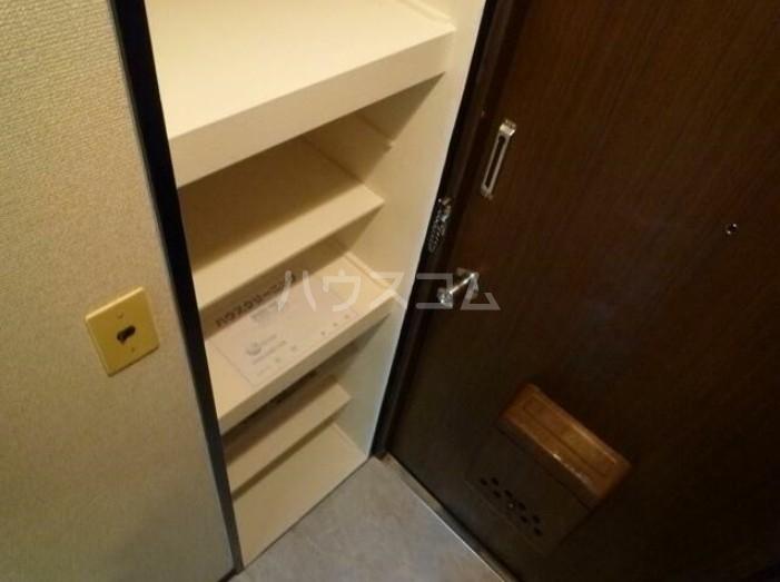 サンヨーズマンション 201号室の収納