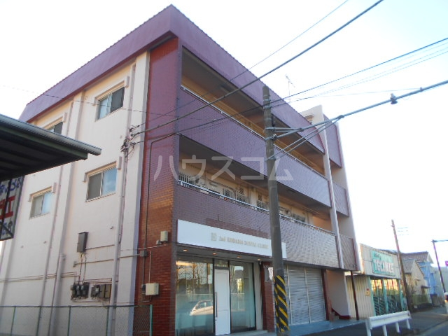 間瀬口ビル 3FB号室の外観