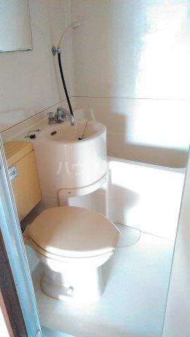 赤穂ビル 303号室の風呂