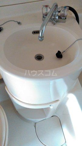 赤穂ビル 303号室の洗面所