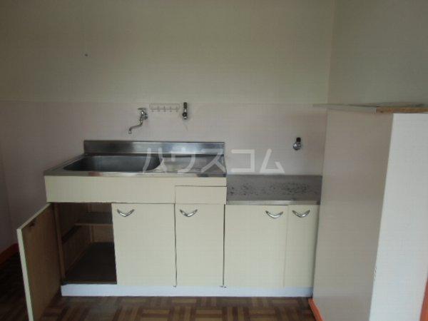 高田ビル 302号室のキッチン