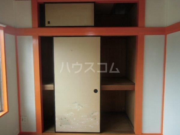 高田ビル 302号室の収納