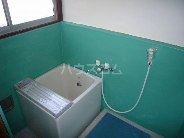 嘉山荘 202号室のベッドルーム