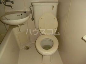 トーヨーマリンハイム 607号室のトイレ