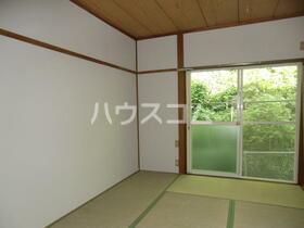 佐藤アパート 202号室の居室