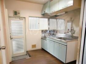 佐藤アパート 202号室のキッチン