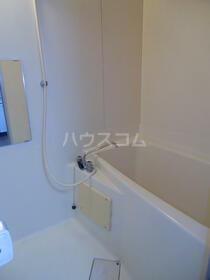 佐藤アパート 202号室の風呂