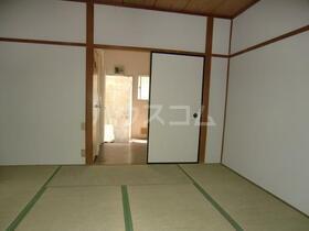 佐藤アパート 202号室のエントランス
