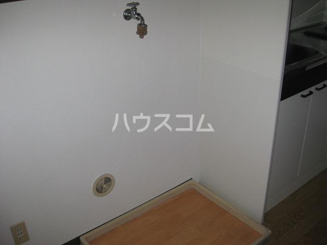 ラ・メゾンK 101号室のキッチン