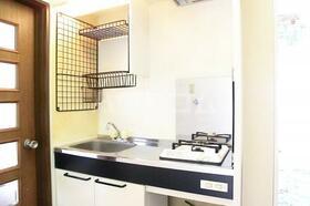 YSハイム 101号室のキッチン