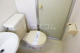 YSハイム 101号室のトイレ