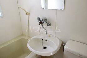 YSハイム 101号室の洗面所