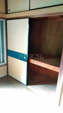 榎本アパート 201号室の収納