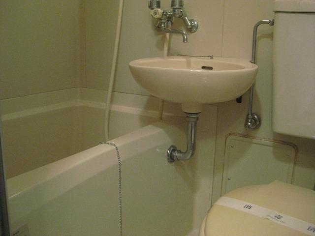 大津シーサイドパレス 109号室の洗面所