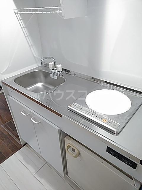 大津シーサイドパレス 109号室のキッチン