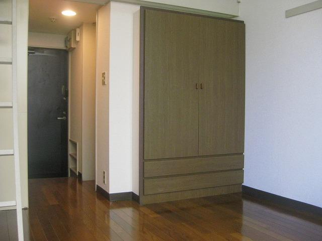 大津シーサイドパレス 109号室の玄関