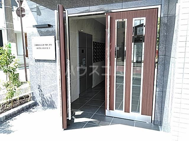 アンベリール マーロ北綾瀬Ⅰ 603号室のエントランス