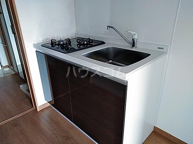 アンベリール マーロ北綾瀬Ⅰ 603号室のキッチン