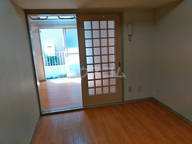 フジコーポ浦賀 102号室のベッドルーム