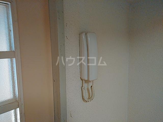フジコーポ浦賀 102号室のセキュリティ